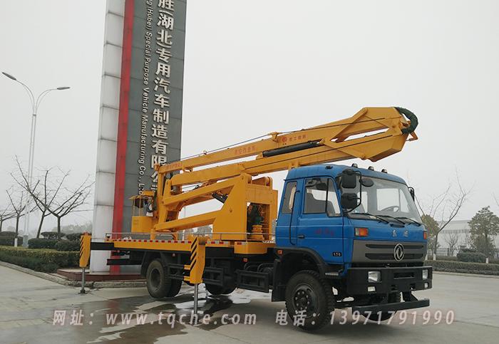 东风24米高空作业车