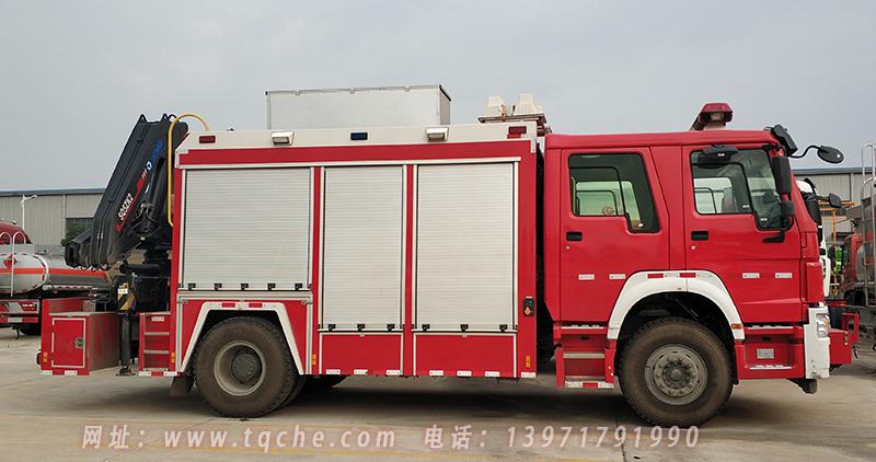 搶險救援消防車