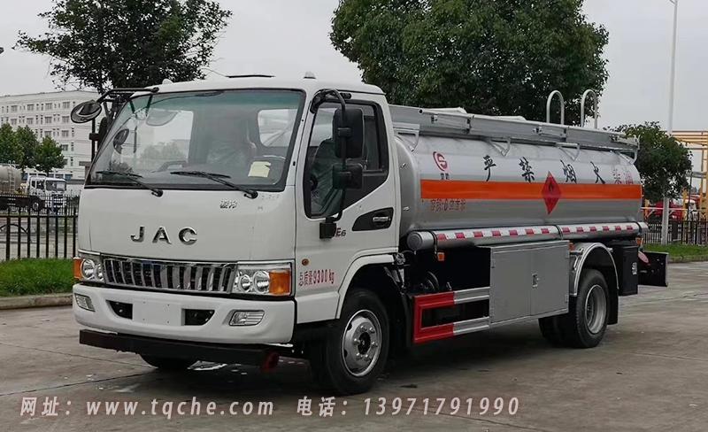 江淮骏铃加油车 :7方 柴油/汽油/煤油