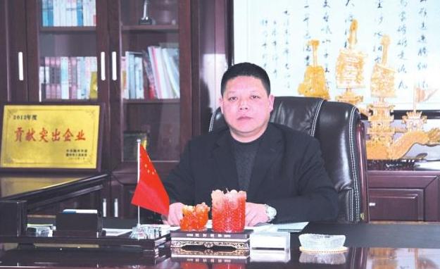 乘风破浪领航人——访湖北楚胜汽车有限公司总经理徐正刚