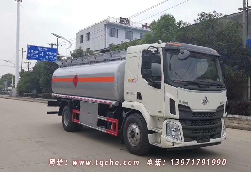 东风柳汽乘龙新款运油车