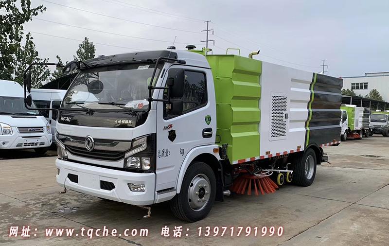 国六东风凯普特K7洗扫车