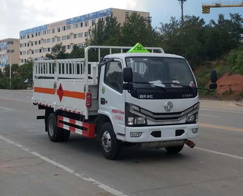 国六东风多利卡D6气瓶运输车