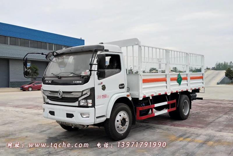 国六东风凯普特K7气瓶运输车