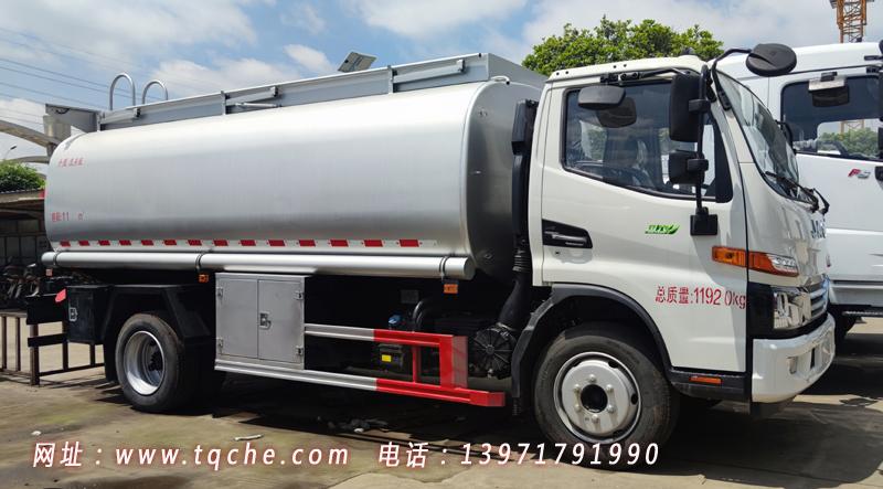 国六江淮V7供液车